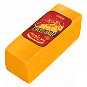 Сыр Cheddar Red  (брус, латекс)